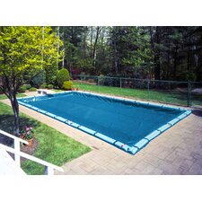 Super Winter Pool Cover with Complete Water Tube Kit