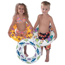 "<strong>SunSplash</strong> 20"" Swim Rings (Set of 2)"
