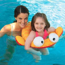 <strong>Poolmaster</strong> Inflatable Finley Fish Swim Ring