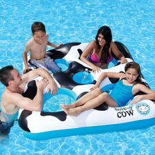 Hole-y Cow Island Float