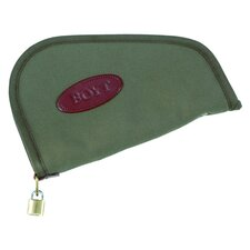 <strong>Boyt Harness Co.</strong> Canvas Heart Shaped Handgun Case