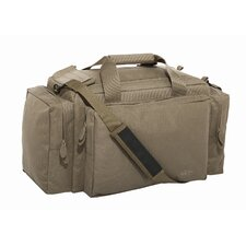 Shooter Structured Bag in Desert Tan