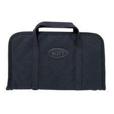 <strong>Boyt Harness Co.</strong> Canvas Rectangular Handgun Case