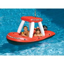 Fire Boat Squirter Pool Toy