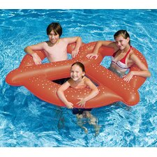3 Person Giant Pretzel Pool Tube