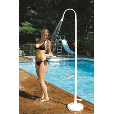 PVC Outdoor Shower