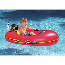 Stinger Speedboat Pool Toy