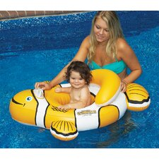 <strong>Swimline</strong> Baby Clownfish Baby Seat Float
