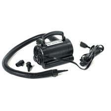 Electric Inflatables Pump in Black