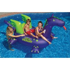 Sea Dragon Ride On Pool Float