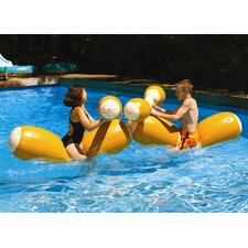 Log Flume Joust Pool Toy (Set of 2)