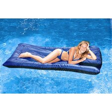 Ultimate Floating Mattress in Blue