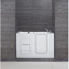 "<strong>Aston</strong> 55"" x 30"" Walk In Soaker Tub"