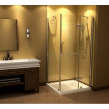 <strong>Aston</strong> Pivot Door Frameless Shower Enclosure