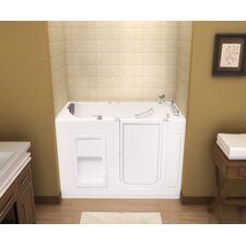 "30"" x 55"" Jetted Walk-In Tub"