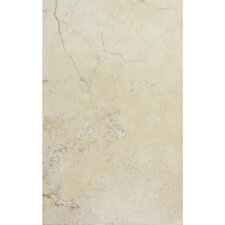 "Montana 16"" x 10"" Ceramic Wall Tile in Beige"