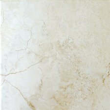 "Montana 13"" x 13"" Porcelain Field Tile in Ivory"