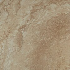 "Legend 13"" x 13"" Porcelain Field Tile in Beige"