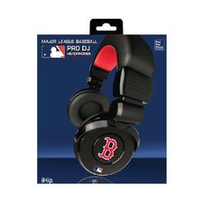 <strong>iHip</strong> MLB IHIP Pro DJ Headphones with Microphone
