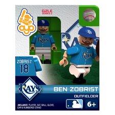 MLB Alternate Jersey Building-Toy Figure