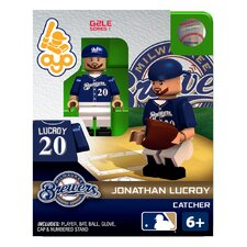 <strong>OYO Sports</strong> MLB Alternate Jersey Building-Toy Figure