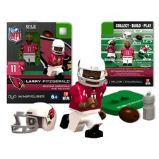 NFL Building-Toy Figure