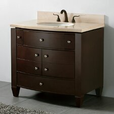 "<strong>Madeli</strong> Siena 36"" Bathroom Vanity Base"