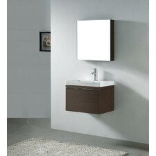 "<strong>Madeli</strong> Venasca 24"" Wall Mount Bathroom Vanity Set"