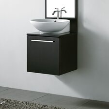 "Alassio 17.75"" Wall Mount Vanity Base"