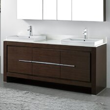 "Vicenza 71.63"" Bathroom Vanity Base"