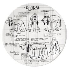 Disney Sketchbook Pluto Dinnerware Collection