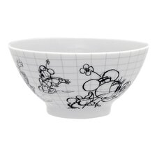 Disney Sketchbook Minnie Bowl (Set of 4)