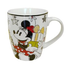 Disney 16 oz. Minnie Jumbo Christmas Magic Mug