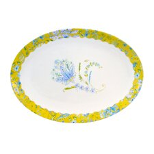 Dena Hampton House 14'' Oval Platter