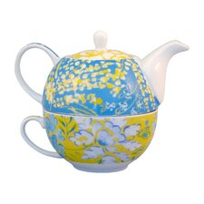 Dena Hampton House Tea For One Tea Pot