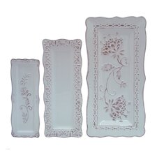 Dena Pavillion Rectangular Serving Trays
