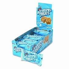 Rice Krispies Treats, Original Marshmallow, 1.2oz Snack Pk, 20 Pks/box