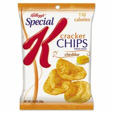 Special K Cheddar Cracker Chips