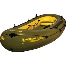 <strong>Angler Bay</strong> Six Person Inflatable Boat