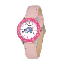 Kid's Eeyore Time Teacher Watch in Pink