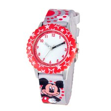 <strong>Disney</strong> Unisex Mickey Mouse Time Teacher Watch