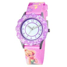 Girls Tween Tinker Bell Watch