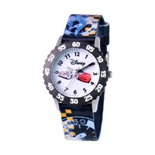Boy's Cars Time Teacher Watch