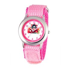 Girl's Wreck-It Ralph Time Teacher Watch