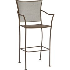 "<strong>Woodard</strong> Amelie Stationary 30"" Barstool"