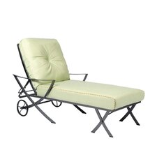 <strong>Woodard</strong> Cromwell Adjustable Chaise Lounge Cushion