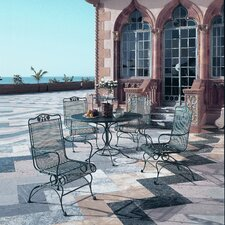 <strong>Woodard</strong> Briarwood 5 Piece Dining Set