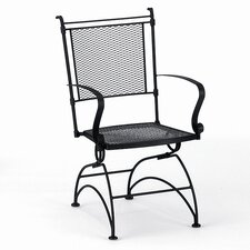 <strong>Woodard</strong> Bradford Coil Spring Dining Arm Chair