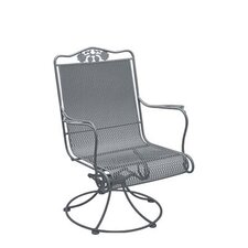 <strong>Woodard</strong> Briarwood High Back Lounge Chair