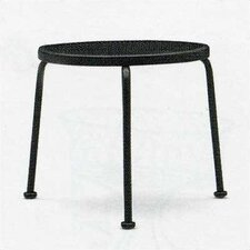 <strong>Woodard</strong> Mesh Top Occasional Stackable Side Table